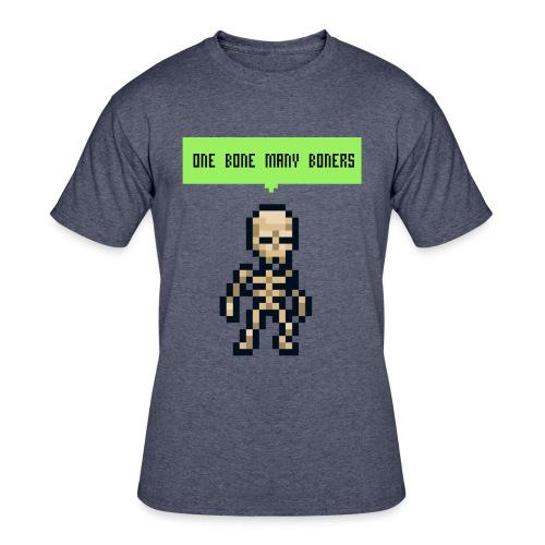 Skeleton - Men's 50/50 T-Shirt