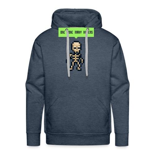 Skeleton - Men's Premium Hoodie