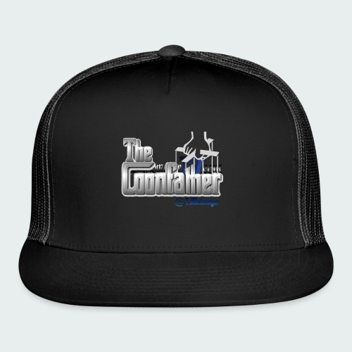 PLATINUM COONFATHER MUG  - Trucker Cap