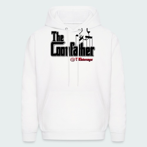 Up to 5XL-COONFATHER BLK - Men's Hoodie