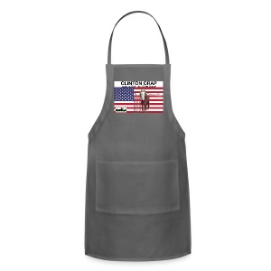 Clinton Crap T - Adjustable Apron