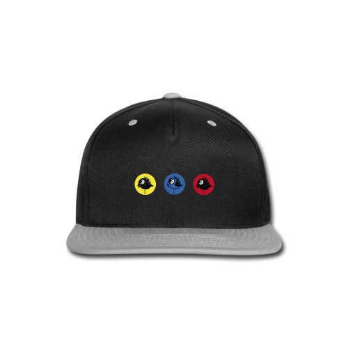 Colombia tee shirt by Songo Sorongo - Snap-back Baseball Cap