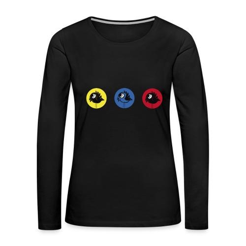 Colombia tee shirt by Songo Sorongo - Women's Premium Long Sleeve T-Shirt