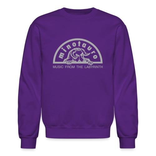Minotauro Grey Logo - Crewneck Sweatshirt