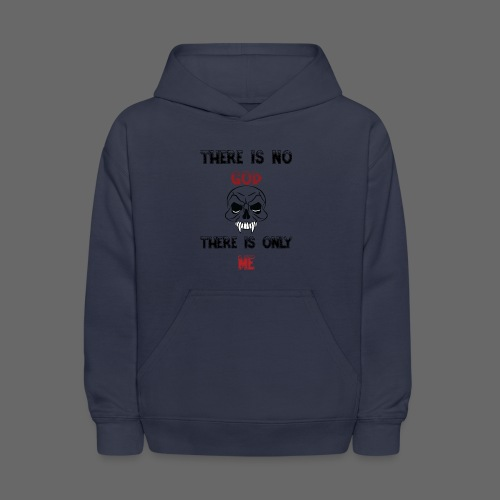 DG There is no god There is only me - Kids' Hoodie