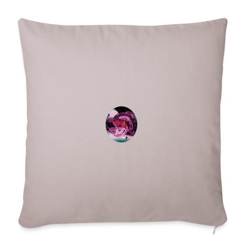 Kiba Shutter Shades Water Bottle - Throw Pillow Cover