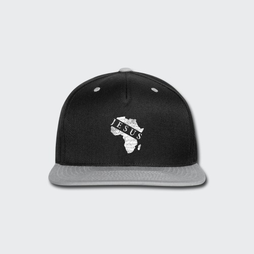 God Over Africa - Snap-back Baseball Cap