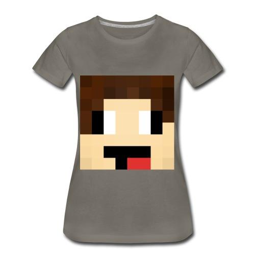 Derp Face Men's - Women's Premium T-Shirt