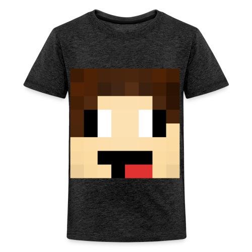 Derp Face Men's - Kids' Premium T-Shirt