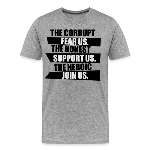 Sream shirt - Men's Premium T-Shirt
