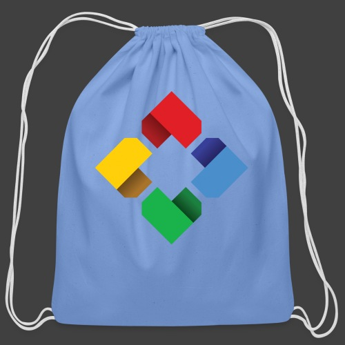 BTB Offical Logo Tee - Female - Cotton Drawstring Bag
