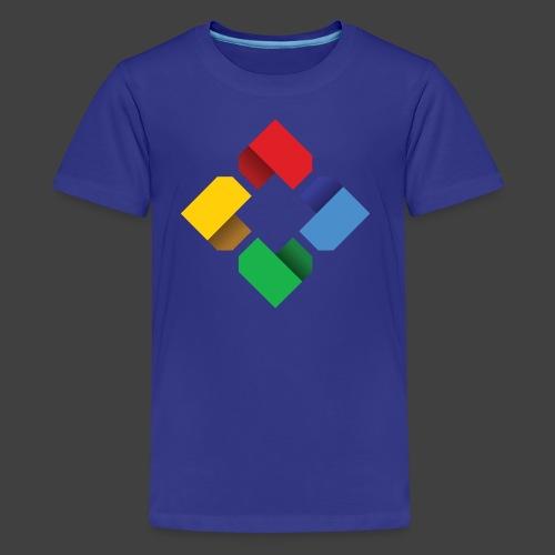 BTB Offical Logo Tee - Female - Kids' Premium T-Shirt