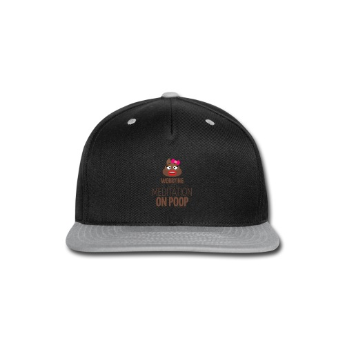 Don't worry! - Snap-back Baseball Cap