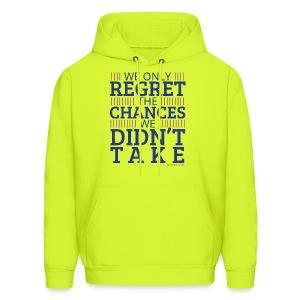 No regrets! - Men's Hoodie