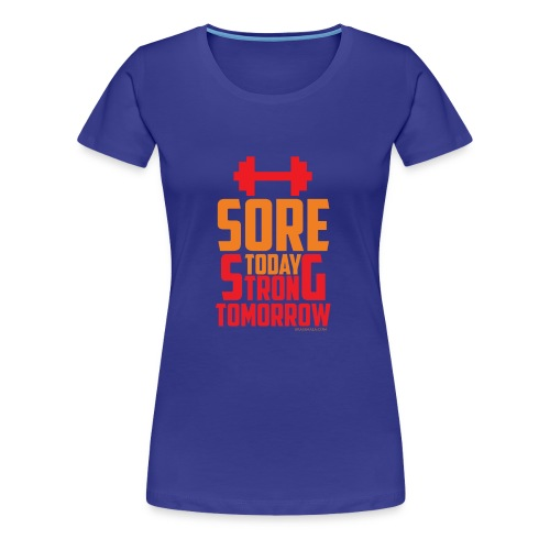 Sore but Strong