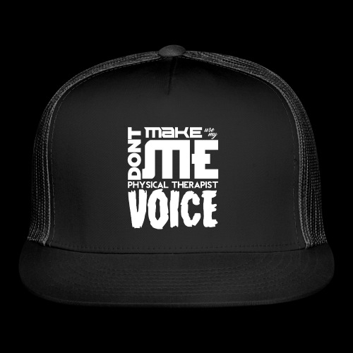 PT Voice Coffee Mug - Black - Trucker Cap