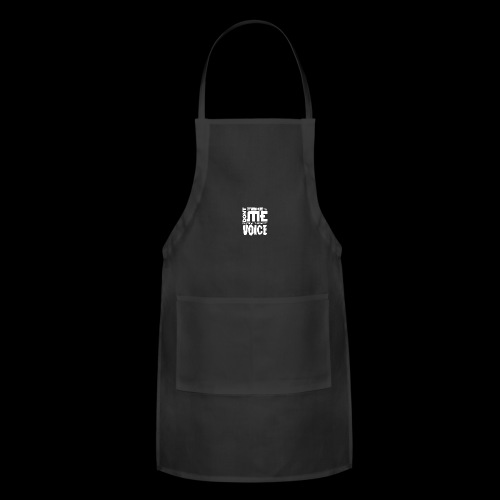 PT Voice Coffee Mug - Black - Adjustable Apron