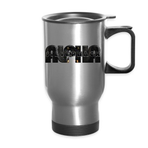 Alpha Silverback - Travel Mug