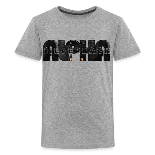 Alpha Silverback - Kids' Premium T-Shirt