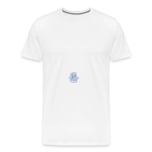 Hamsa Hand coffee/tea mug - Men's Premium T-Shirt