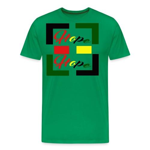 Women's Hope Symbolic Tee - Men's Premium T-Shirt