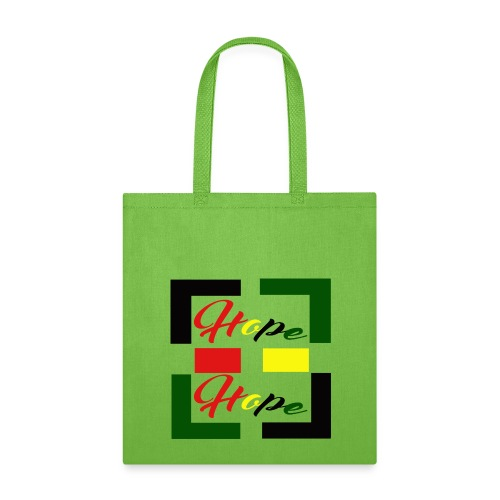Women's Hope Symbolic Tee - Tote Bag