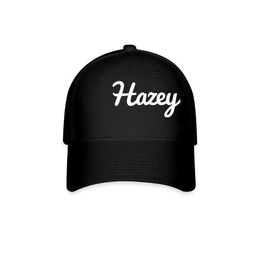 Slick Hipster Hoodie (White Logo) - Baseball Cap