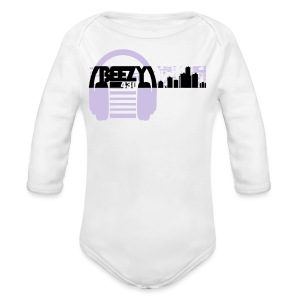 Women's Beezy430 - Long Sleeve Baby Bodysuit
