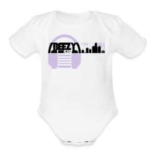 Women's Beezy430 - Short Sleeve Baby Bodysuit