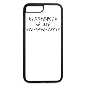 We Are #TEAMGREATNESS - iPhone 7 Plus/8 Plus Rubber Case