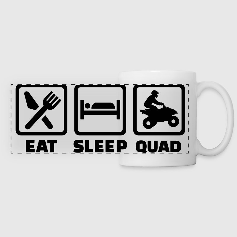 Quad Mugs & Drinkware - Panoramic Mug