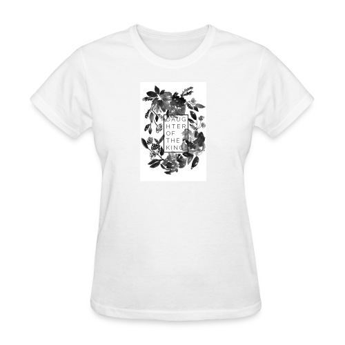 Daughter of the King Muscle Tee - Women's T-Shirt
