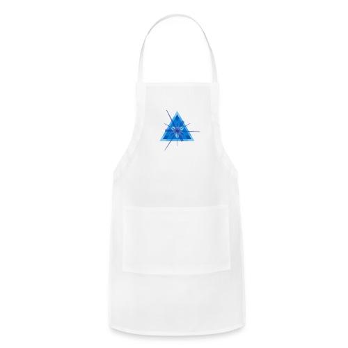 Geometric - Men's Ringer T-shirt - Adjustable Apron