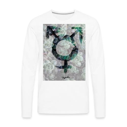 Transplants Symbol Shirt - Men's Premium Long Sleeve T-Shirt