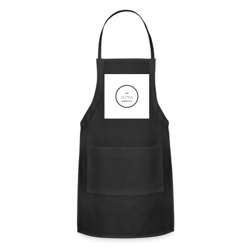 The ALPHA Esthetician T-Shirt - Adjustable Apron