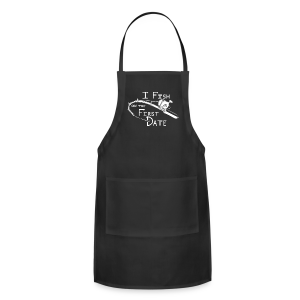 Fish First Date - Adjustable Apron