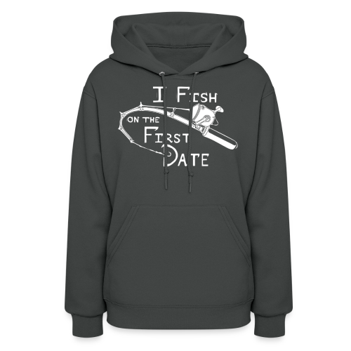 Fish First Date - Women's Hoodie