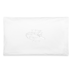 Fish First Date - Pillowcase