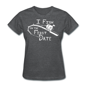 Fish First Date - Women's T-Shirt