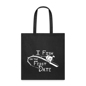 Fish First Date - Tote Bag