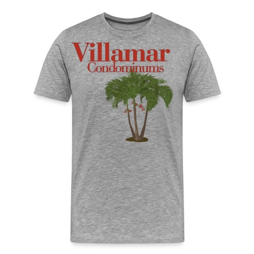 Villamar Tree - Men's Premium T-Shirt