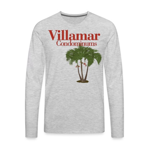 Villamar Tree - Men's Premium Long Sleeve T-Shirt