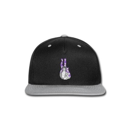 Prince Memorial - Snap-back Baseball Cap
