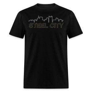 STEEL City - Men's T-Shirt