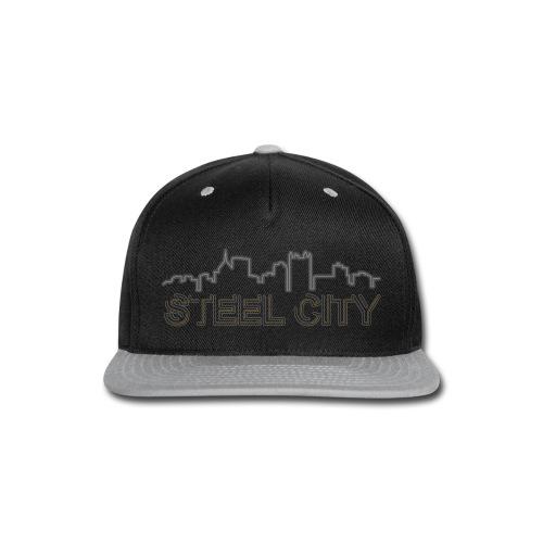 STEEL City - Snap-back Baseball Cap