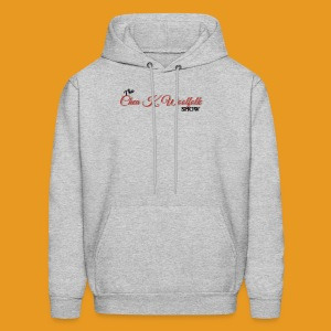 The official t-shirt of The Chea K. Woolfolk Show. - Men's Hoodie