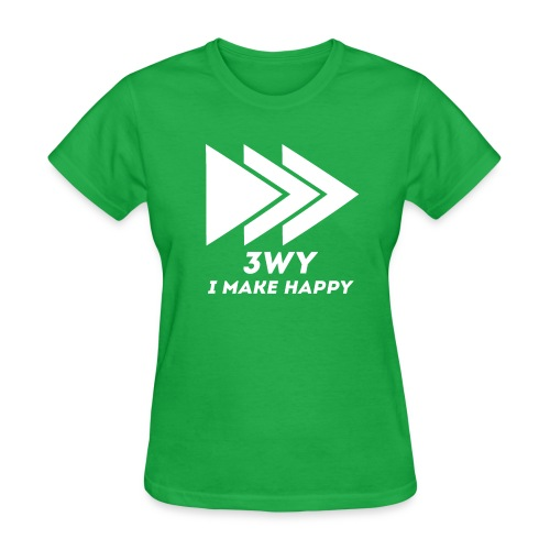 I make Happy - Women's T-Shirt