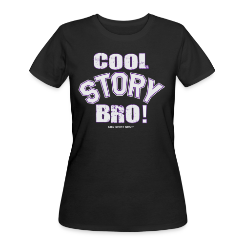 Cool Story Bro - Mens T-shirt - Women's 50/50 T-Shirt