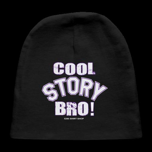 Cool Story Bro - Mens T-shirt - Baby Cap