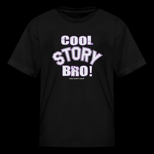 Cool Story Bro - Mens T-shirt - Kids' T-Shirt